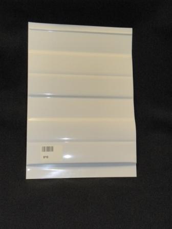 Aluminium Cladding CPSF10 Profile SM WT