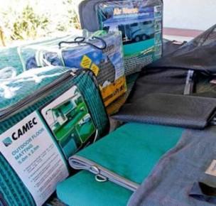 Outdoor Flooring Camp Floor Mats Caravan Rv Awning